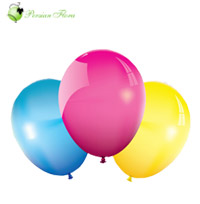 3 Colorful Balloon