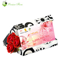 Rls 1,000,000<br>gift card + roses