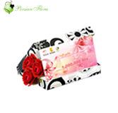 Rls 1,000,000<br>gift card + roses