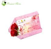Rls 500,000<br>gift card + roses
